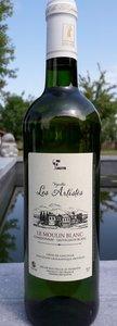 Le Moulin Blanc, Vignobles Les Artistes